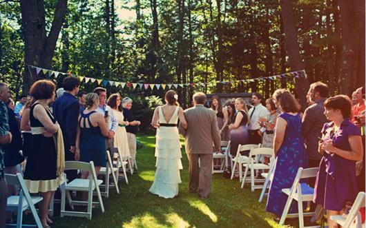 secrets to planning a backyard wedding priscilla chan